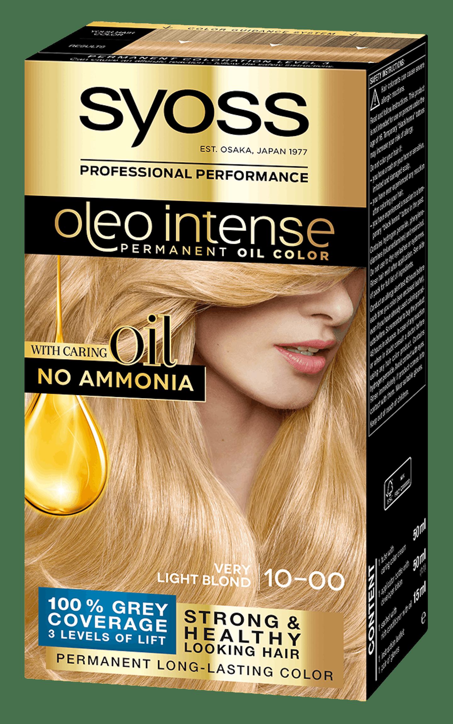 Very Light Blond 10-00