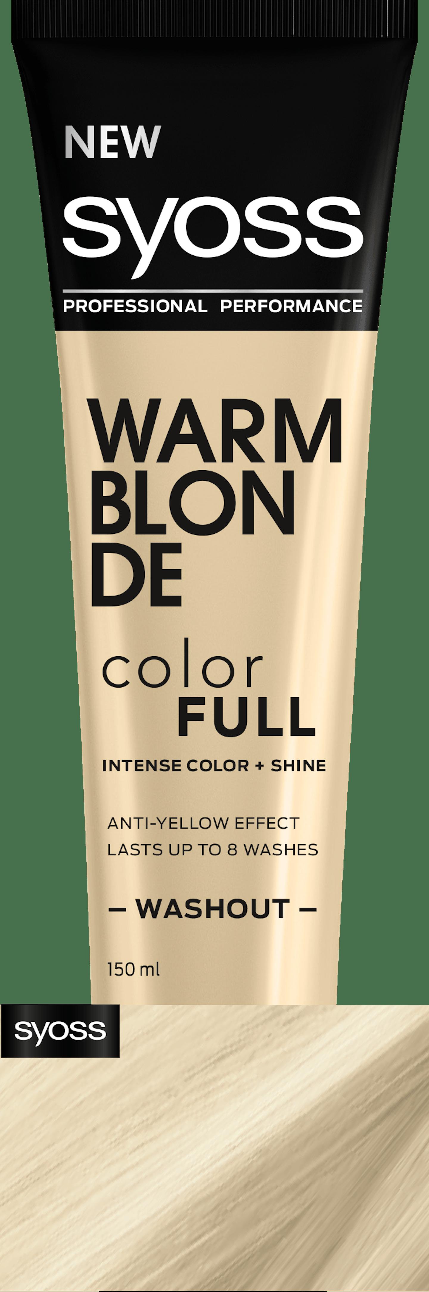 Warm Blonde