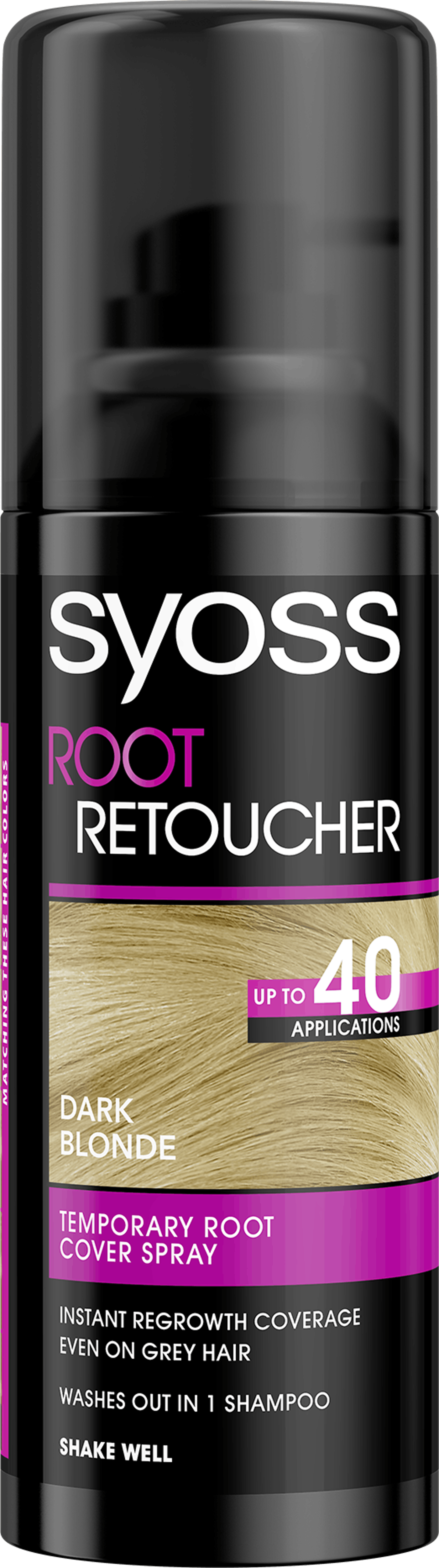 Syoss Root Retoucher Dark Blonde