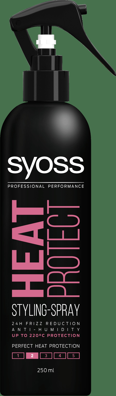 Syoss Heat Protect Styling Spray