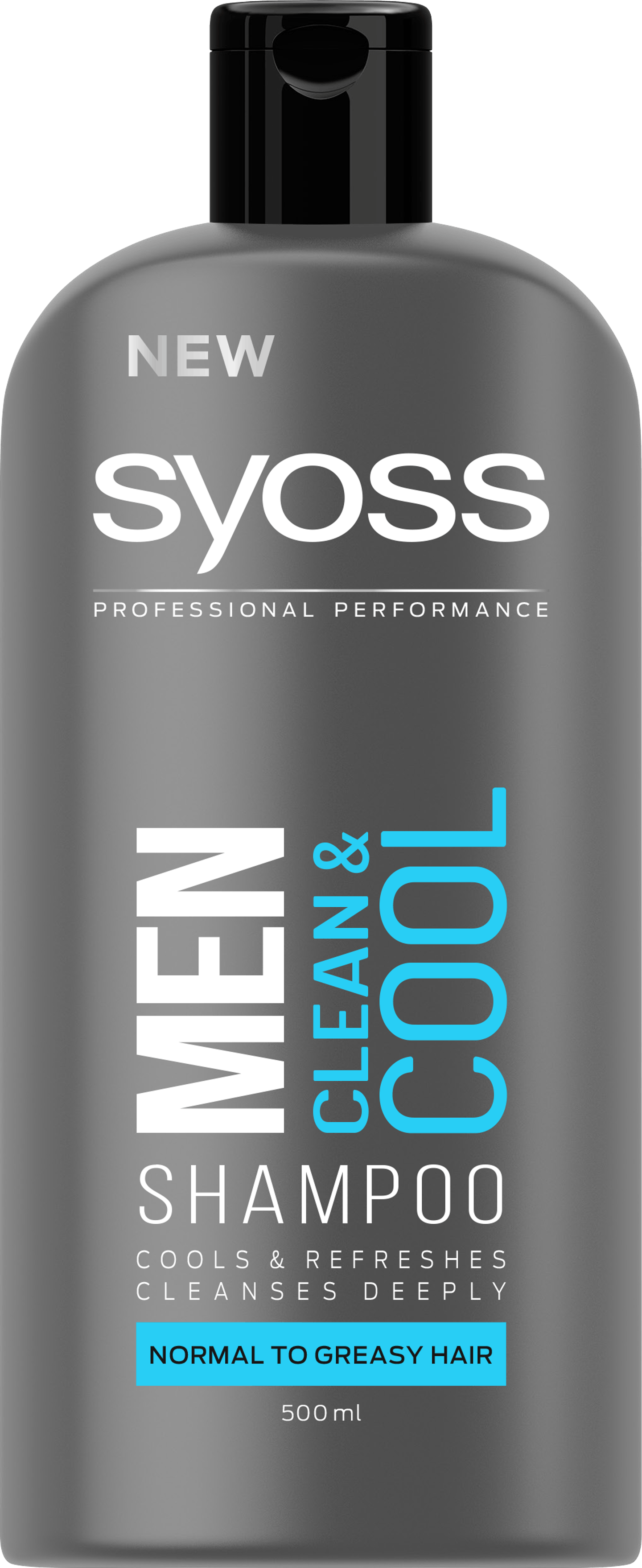 Syoss Men Clean & Cool Shampoo
