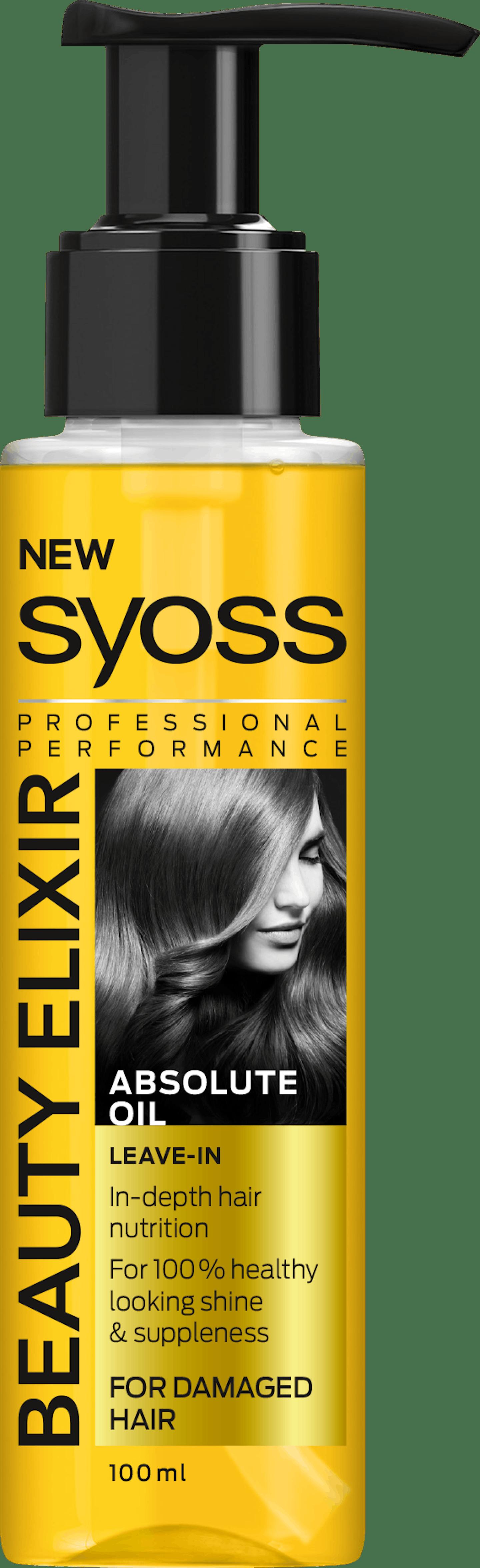 Syoss Beauty Elixir Absolute Oil