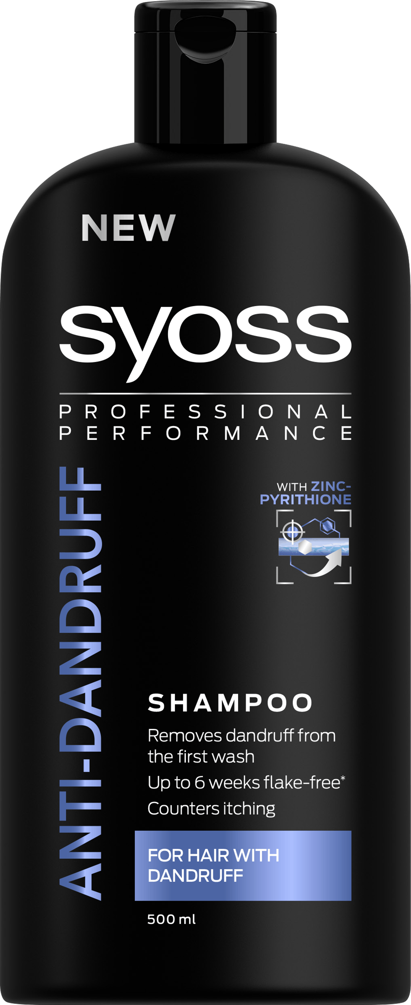 Syoss Anti-Dandruff Shampoo