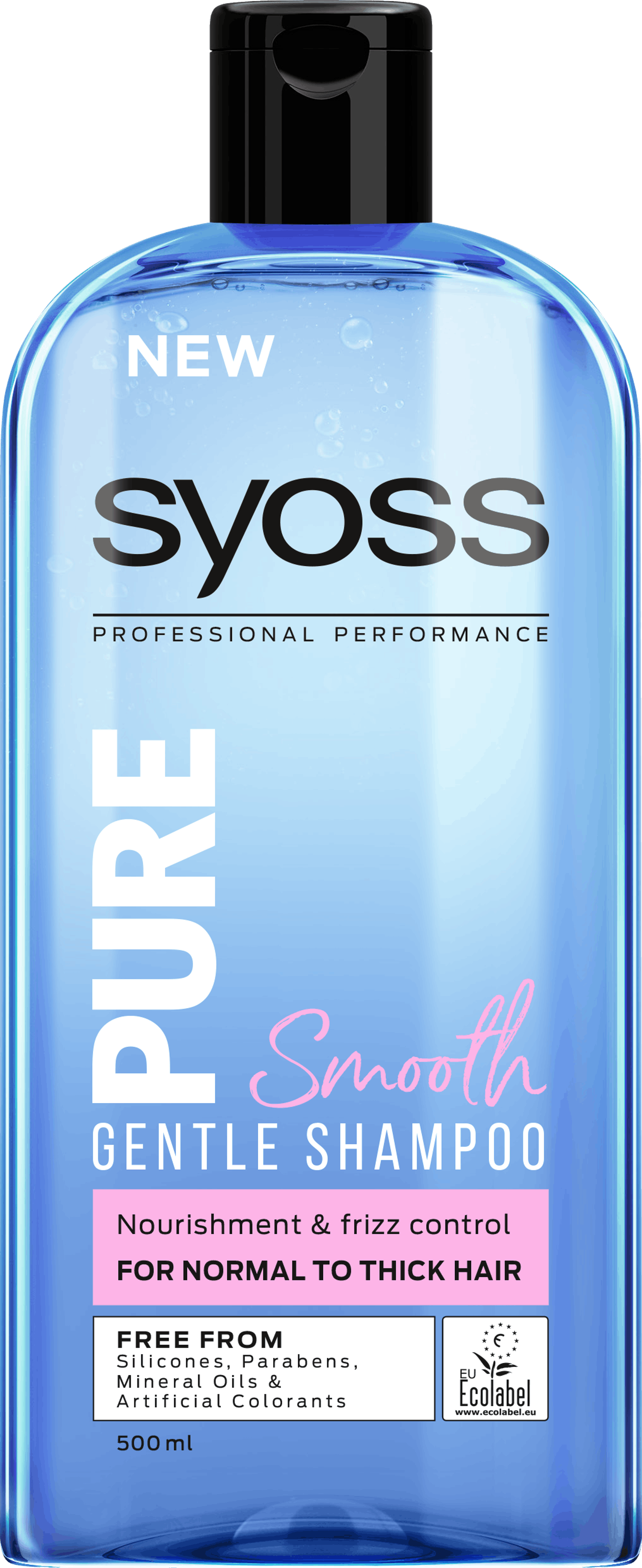 Syoss Pure Smooth Shampoo