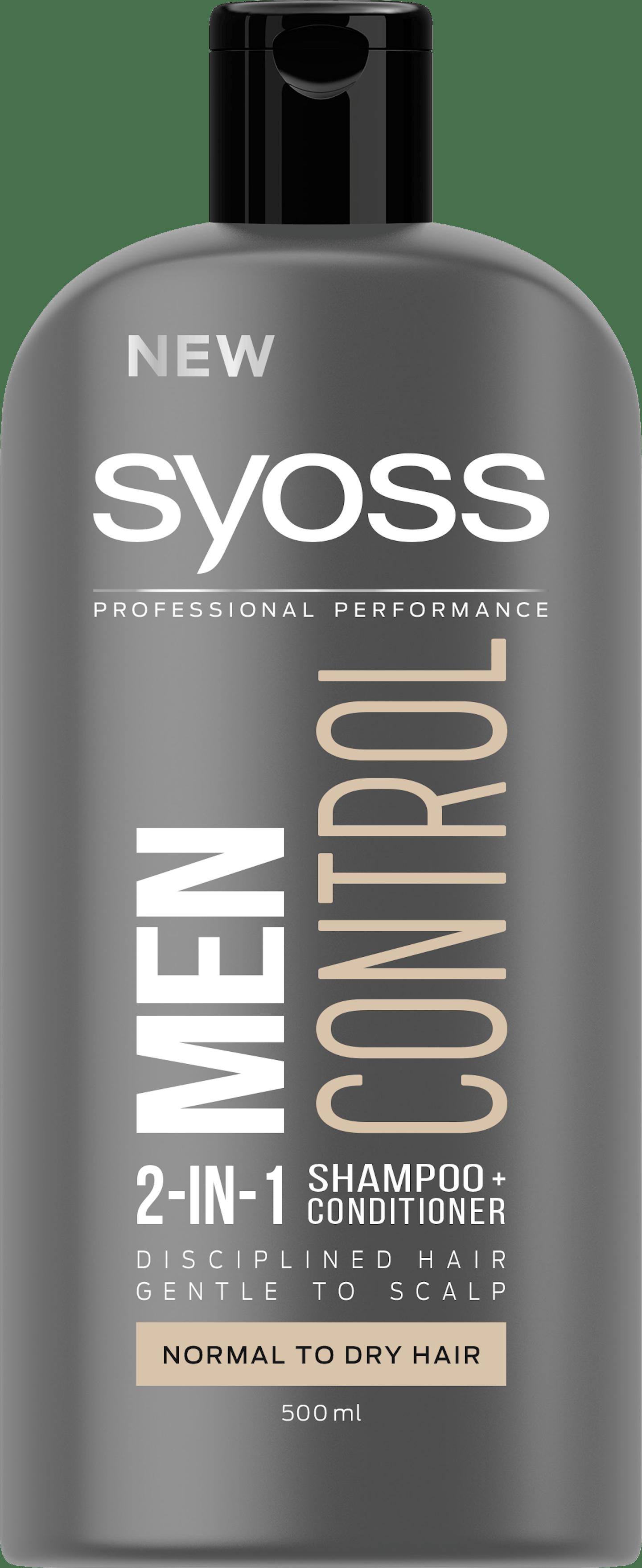 Men Control Shampoo