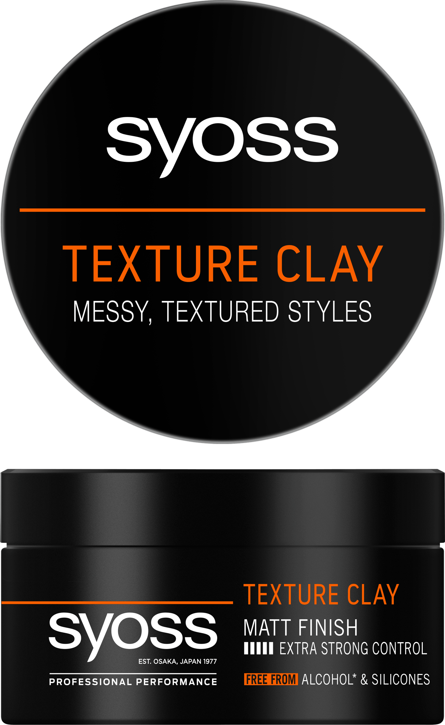 Syoss Texture Clay