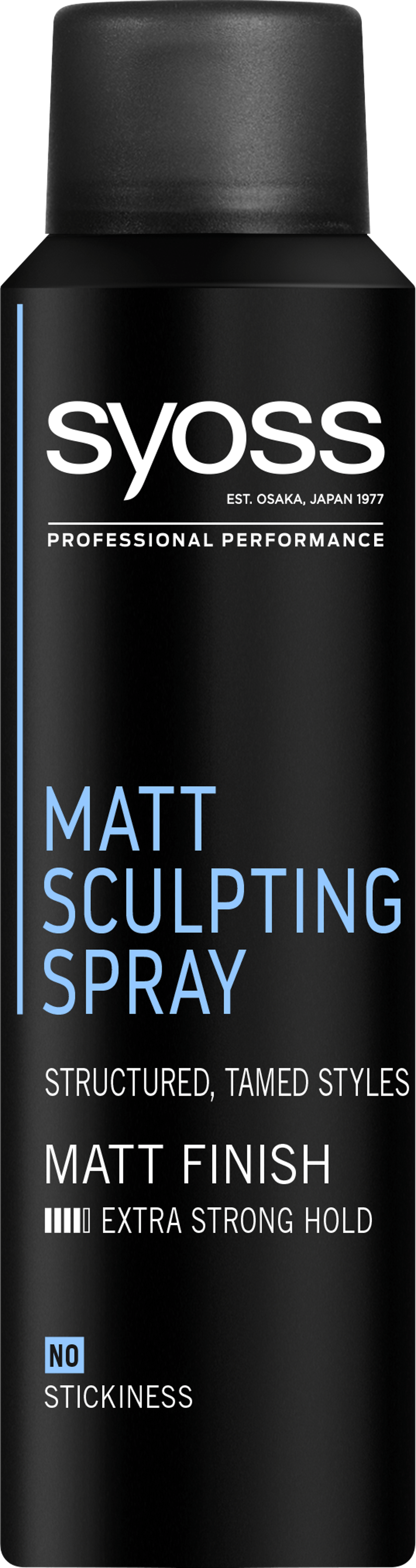 Syoss Matt Sculpting Spray