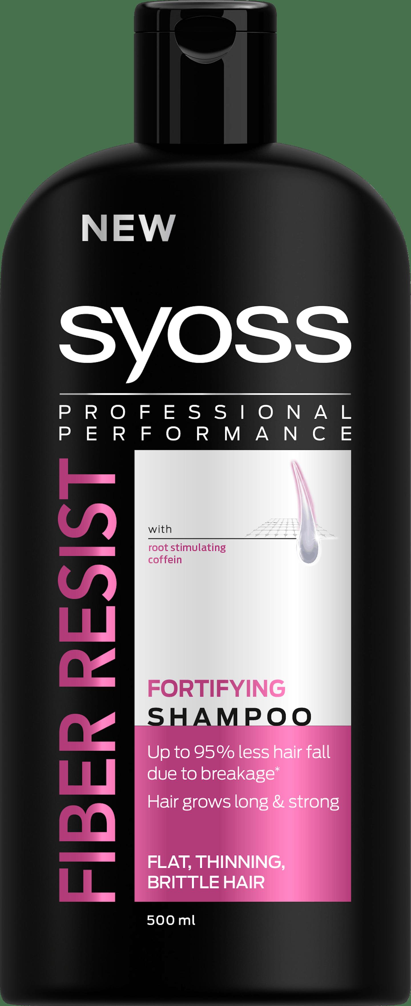 Syoss Fiber Resist Fortifying Shampoo