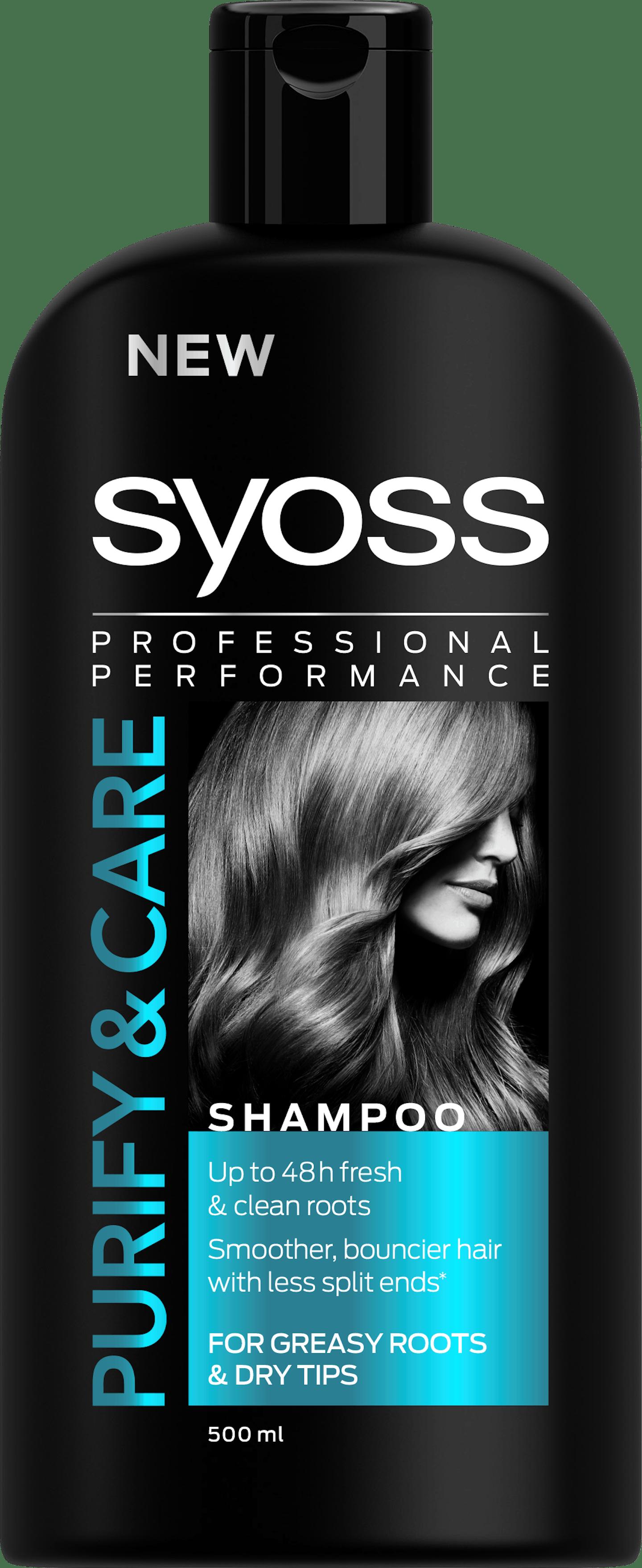 Syoss Purify & Care Shampoo