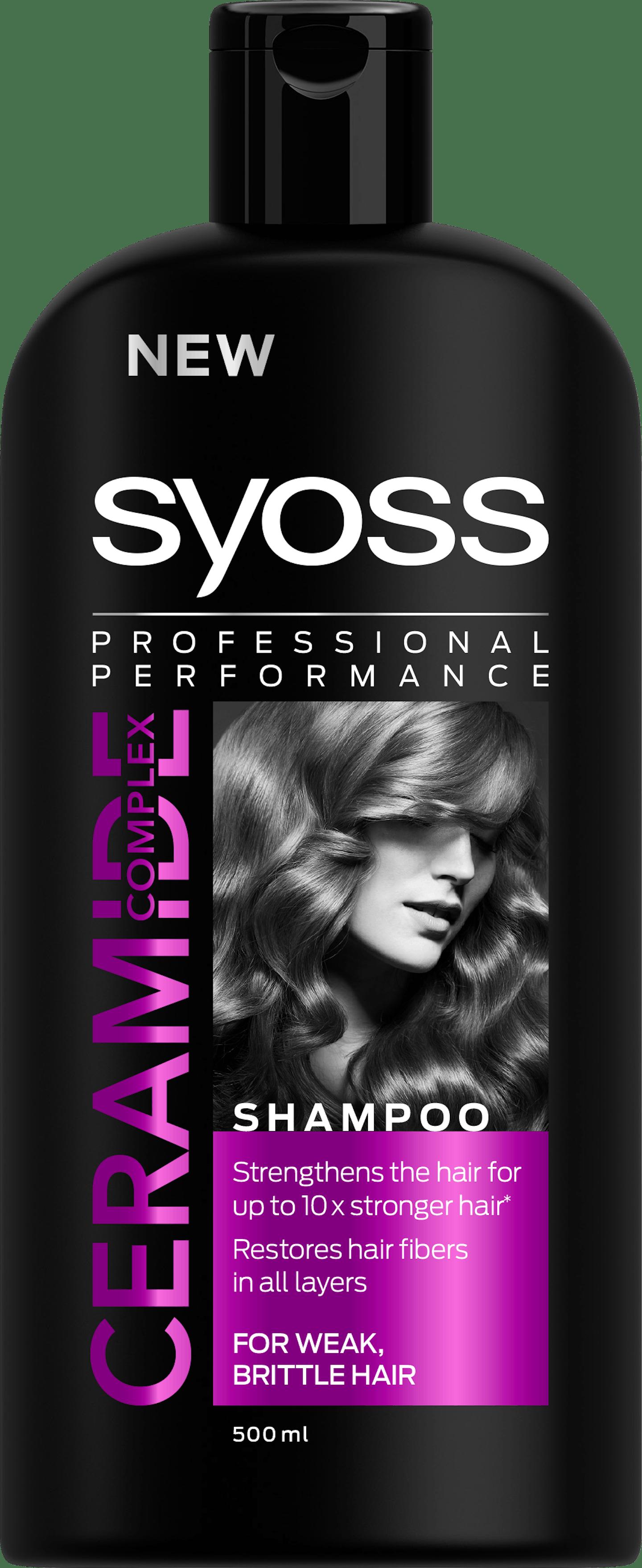 Syoss Ceramide Complex Shampoo