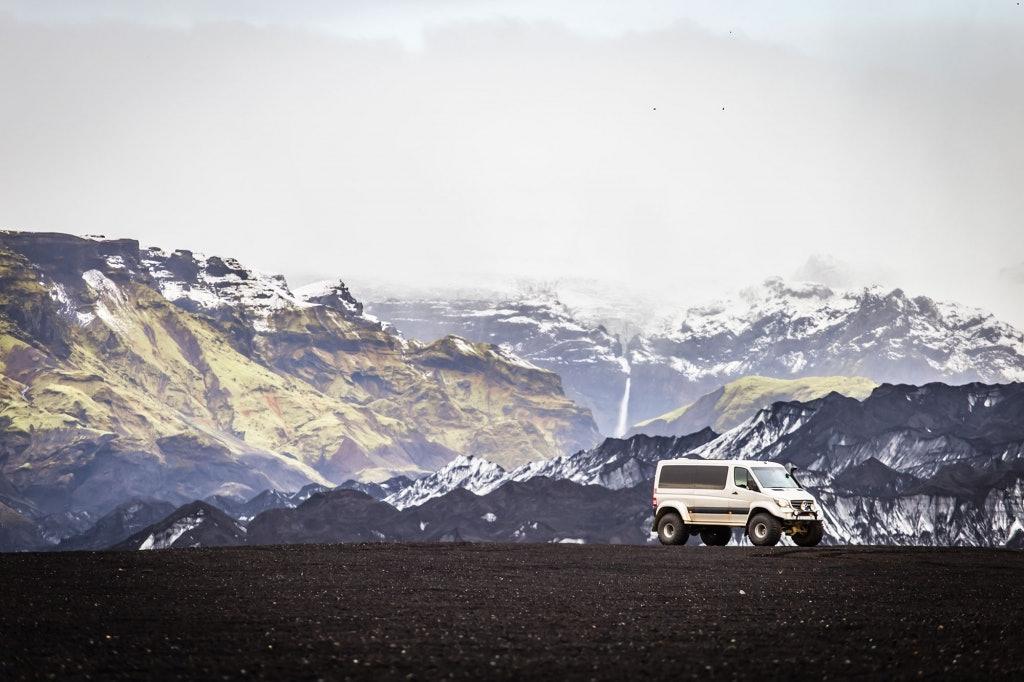 Eine Reise durch Island