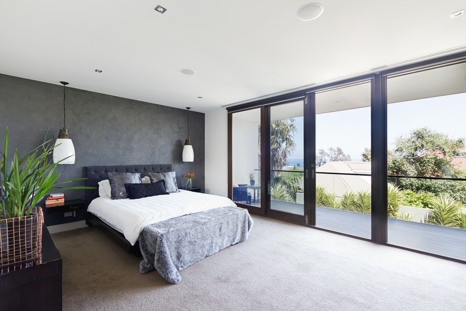 Luxe slaapkamer ideeën om uw slaapkamer dat extra luxe gevoel te geven