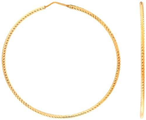 Ces Boucles d'oreilles CLEOR sont en Argent 925/1000 Jau