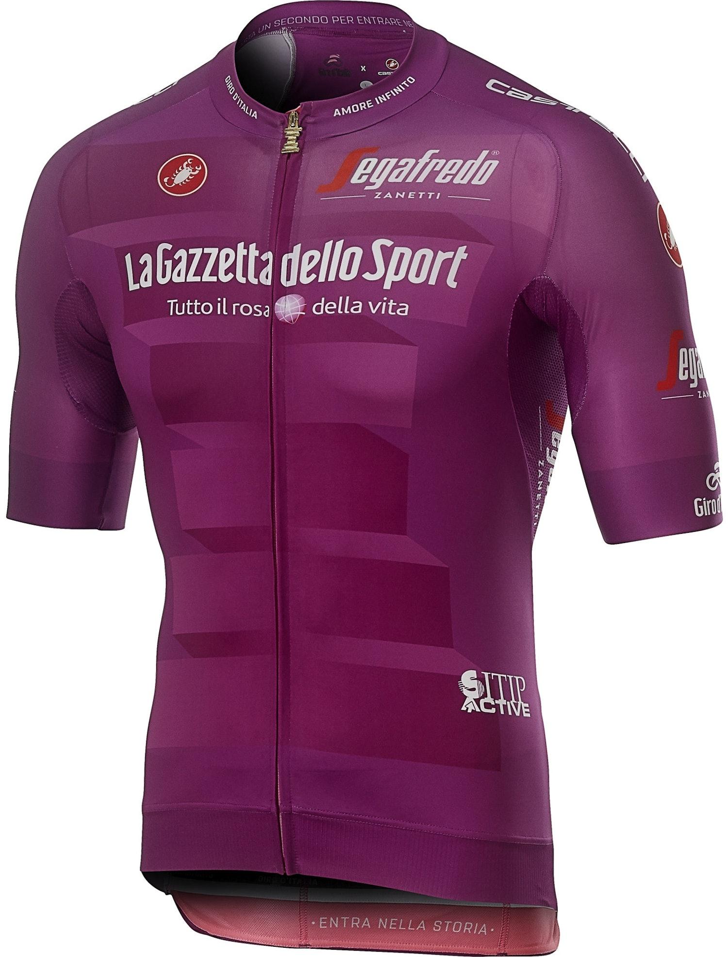 cb6a67eba382 Castelli Maglia Ciclamino Race Giro d'Italia 2019 - uomo   Sportler.com