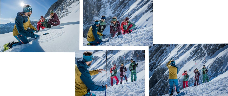 Ortovox Safety Academy LAB Snow