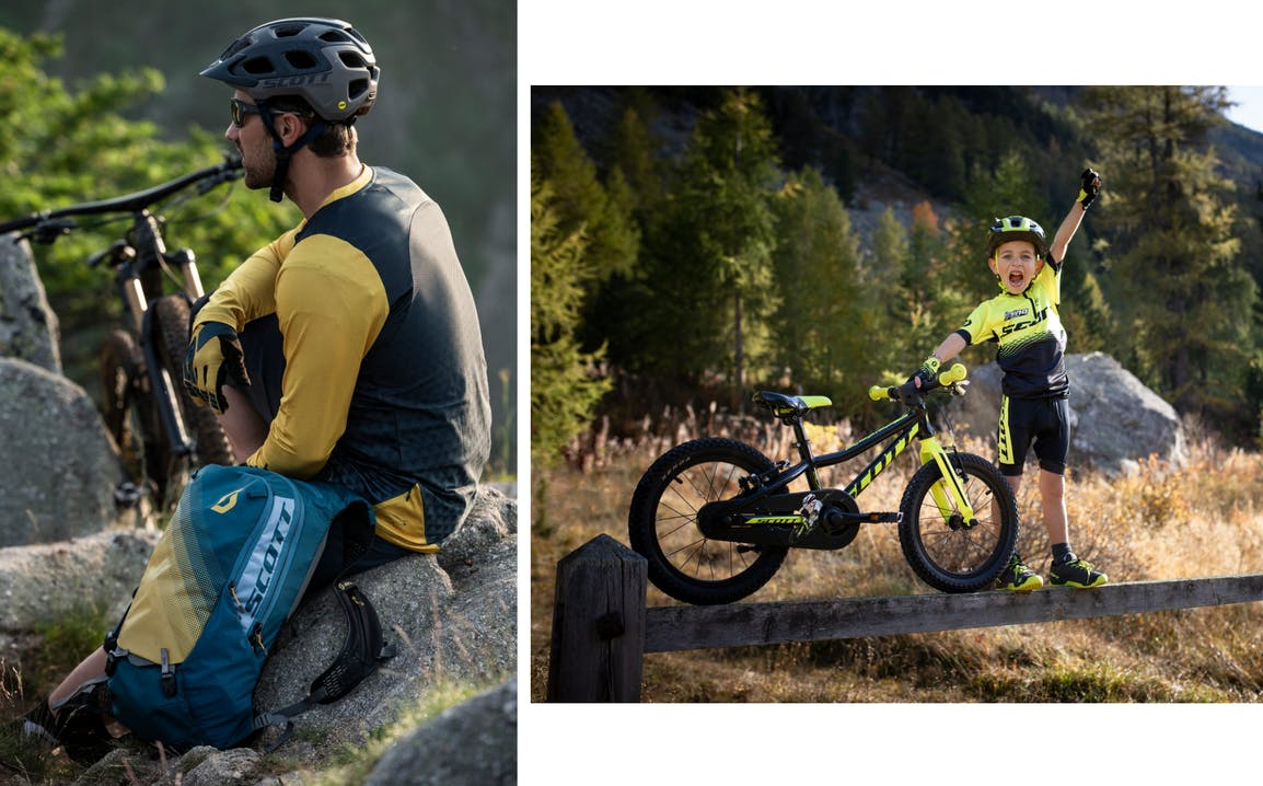 Mountainbike Scott Shop online