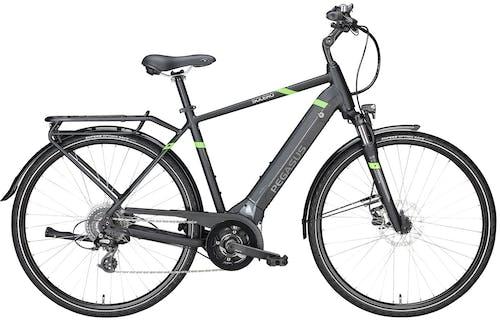 Pegasus Solero Evo 8 (2018) - city bike elettrica
