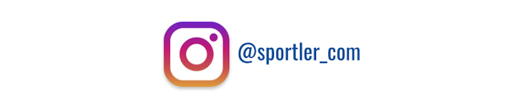 SPORTLER instagram