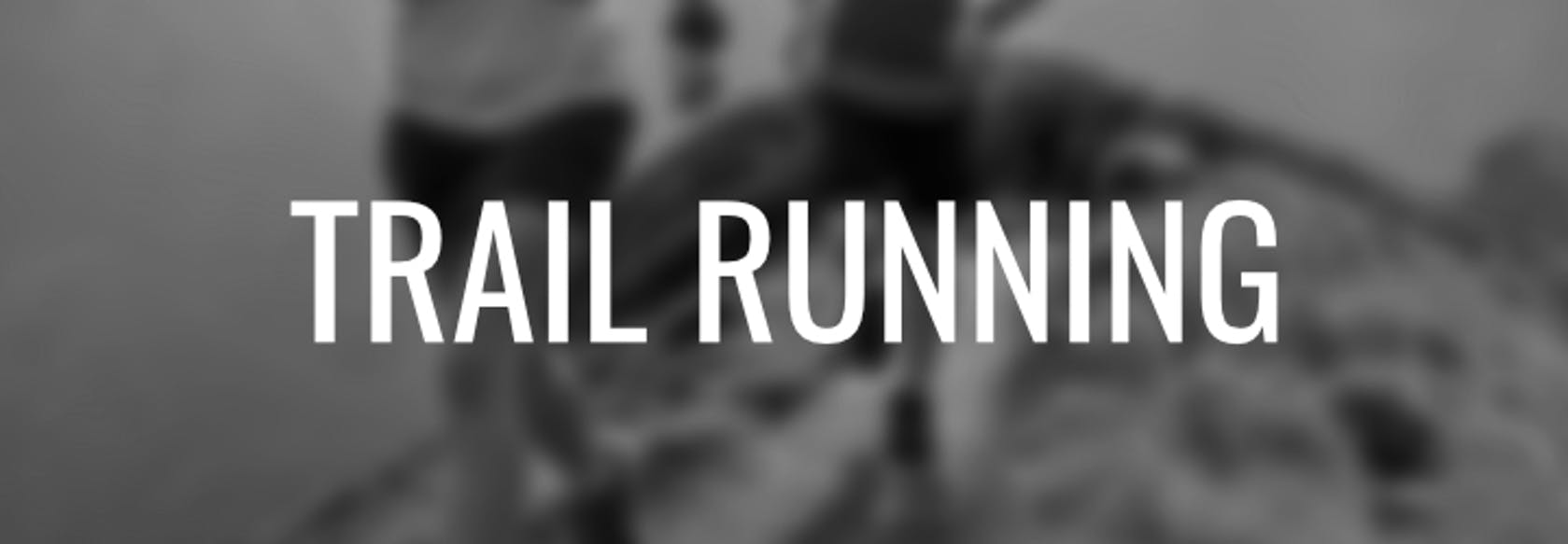 Trail running shop online