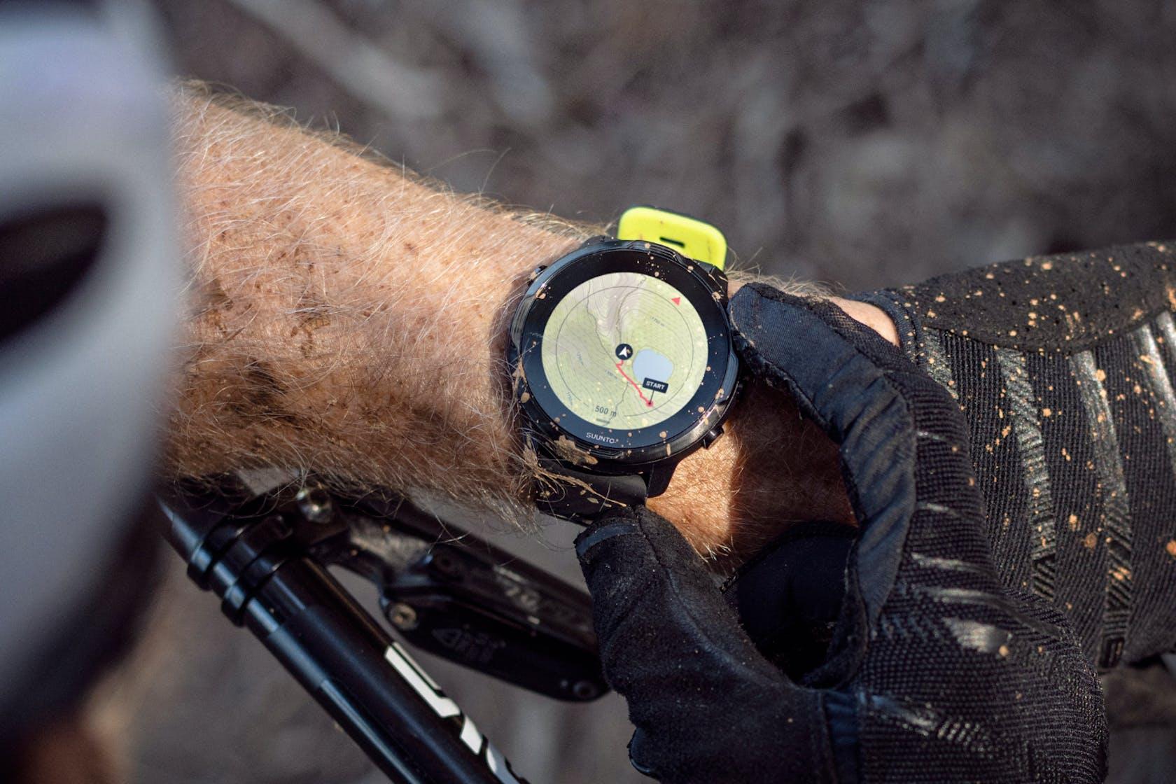 Orientierung GPS Multifunktionsuhr