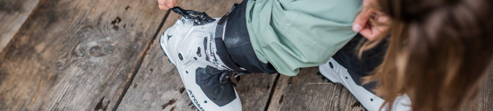 scarponi scialpinismo