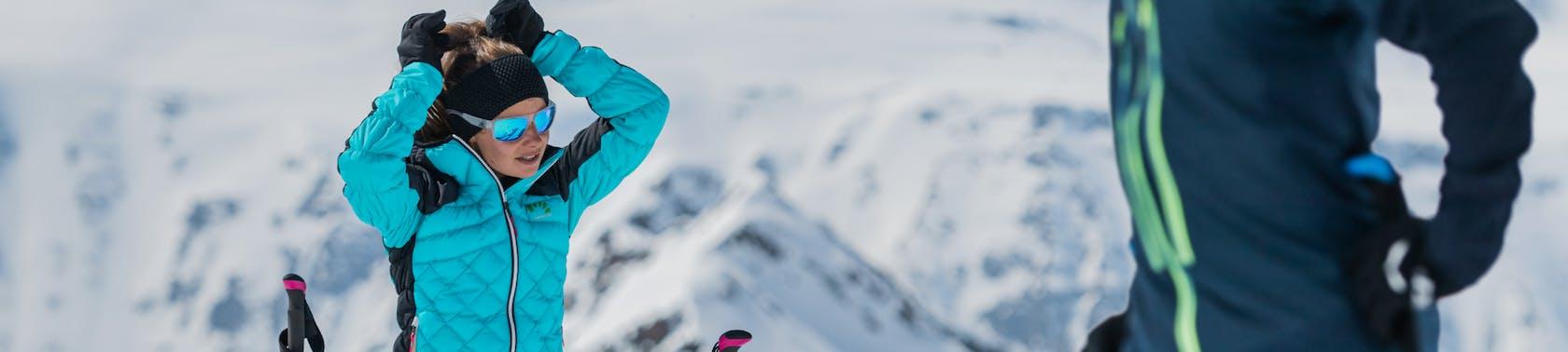 scialpinismo intimo sportivo e accessori