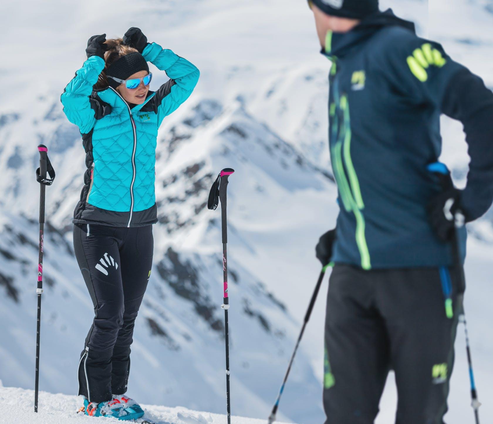 accessori scialpinismo e intimo tecnico
