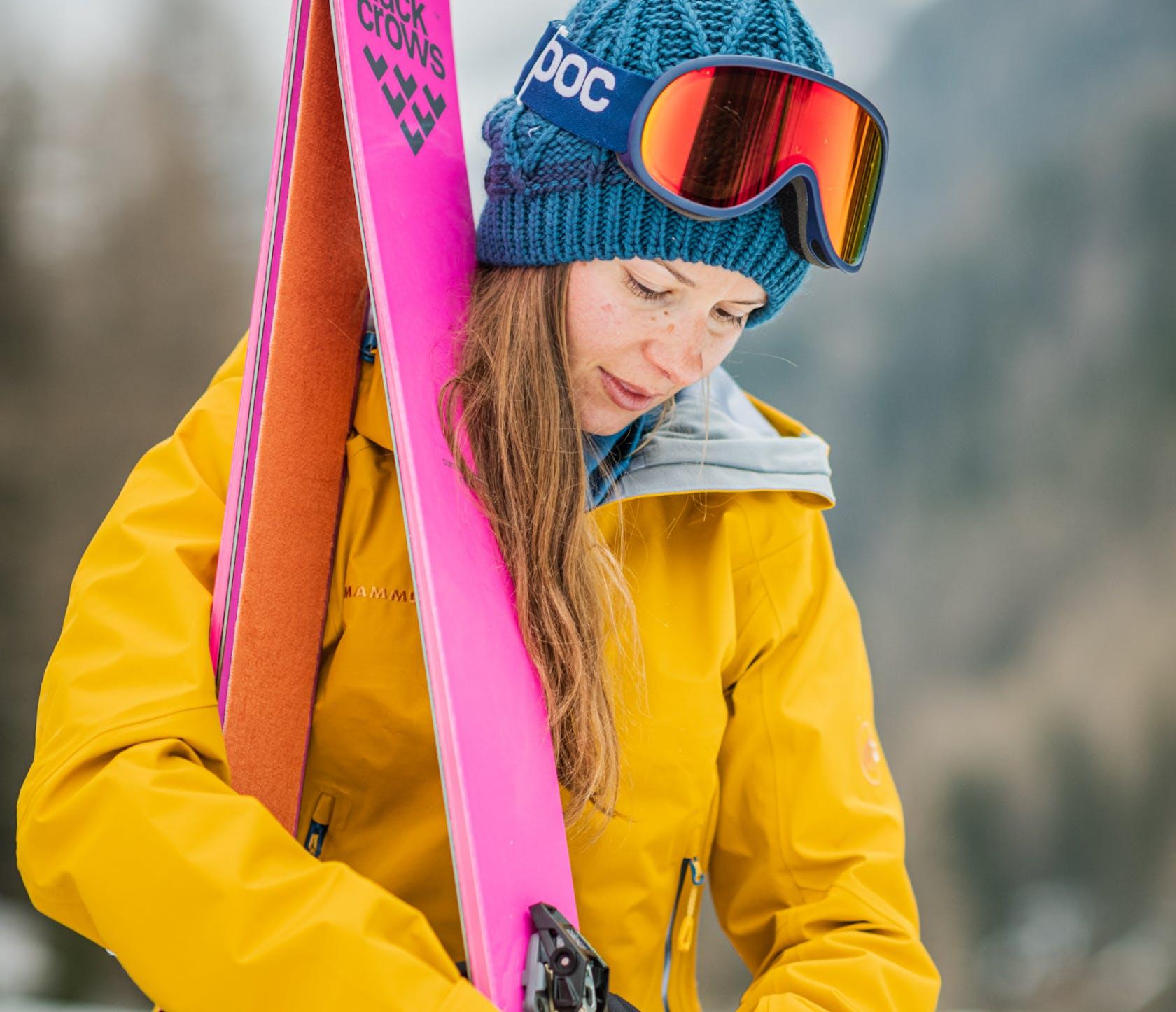 abbigliamento scialpinismo donna