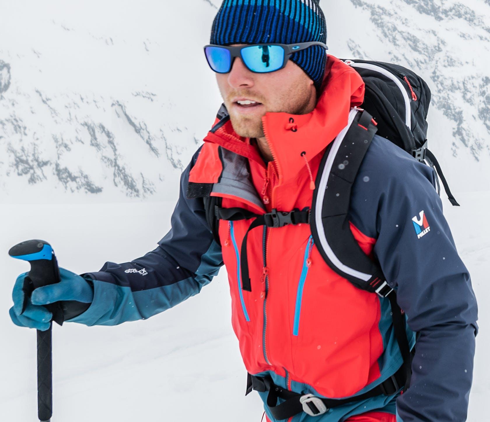abbigliamento scialpinismo uomo