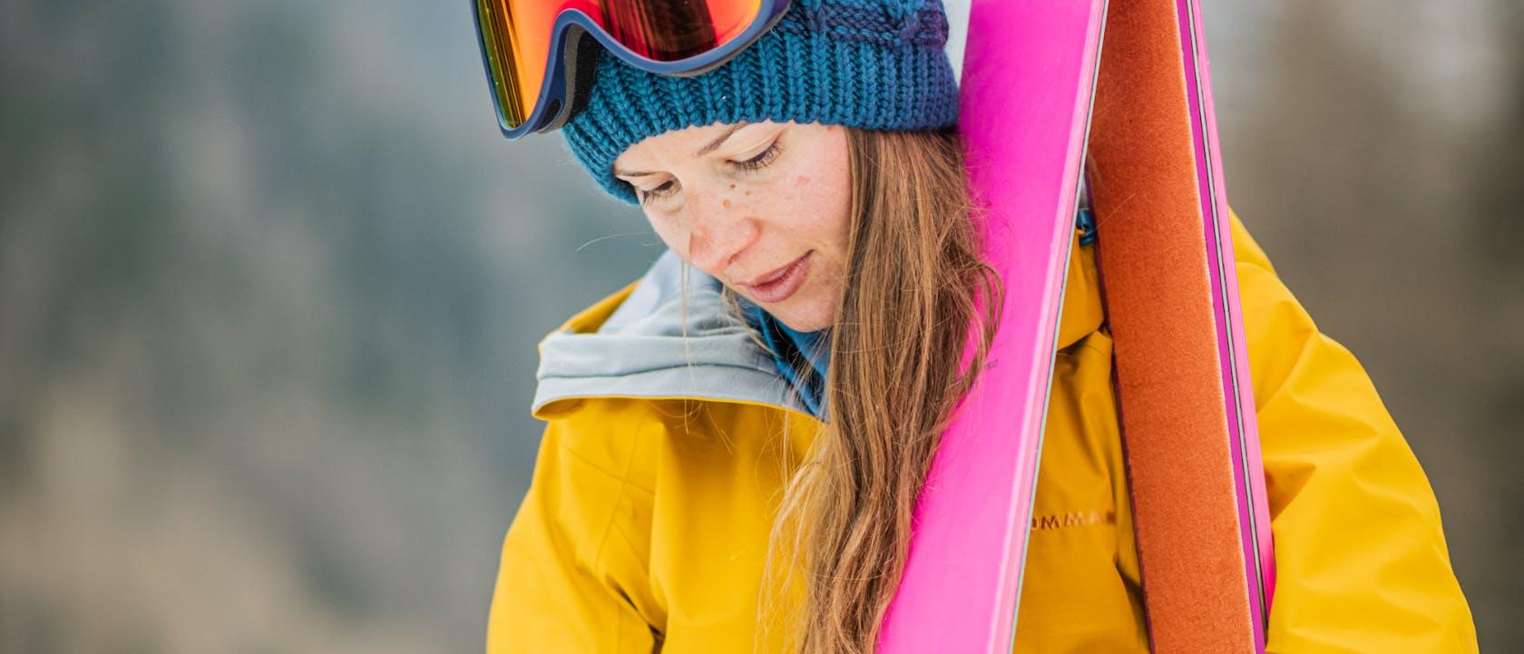 scialpinismo abbigliamento donna