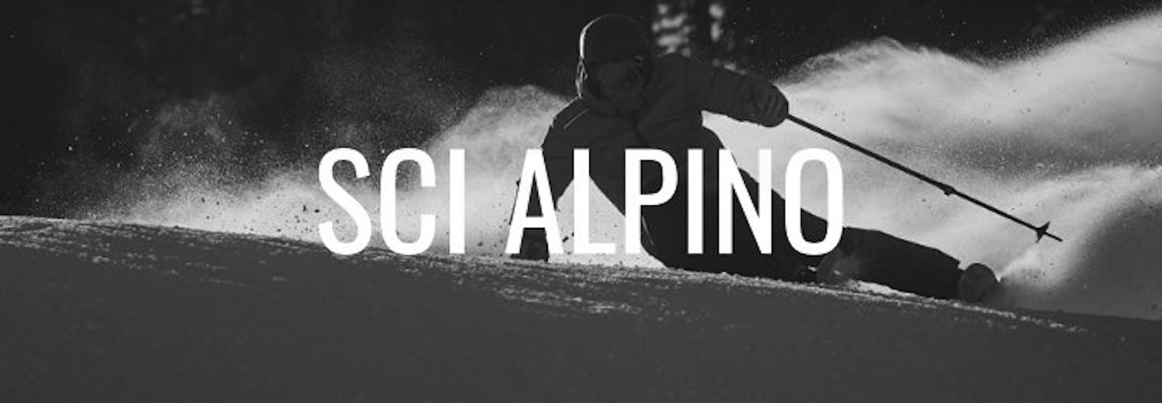 Shop online sci alpino