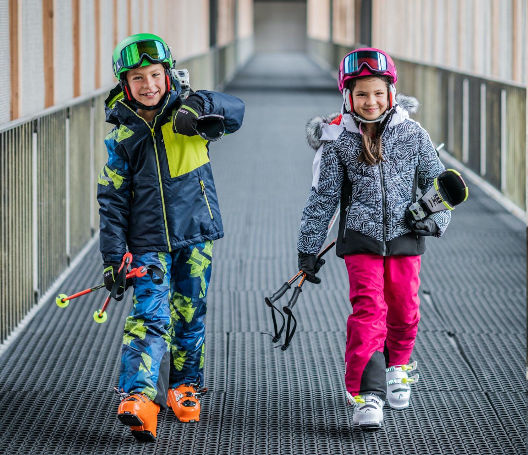 shop online sci alpino per bambini