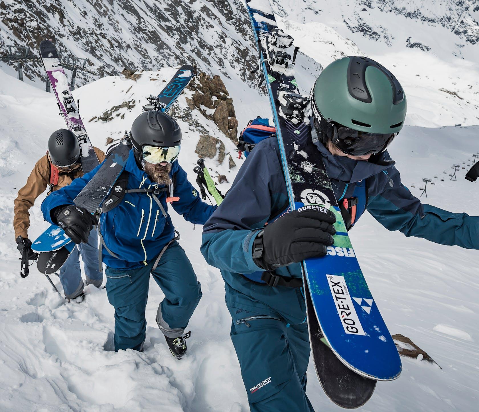 GORE-TEX® sport invernali
