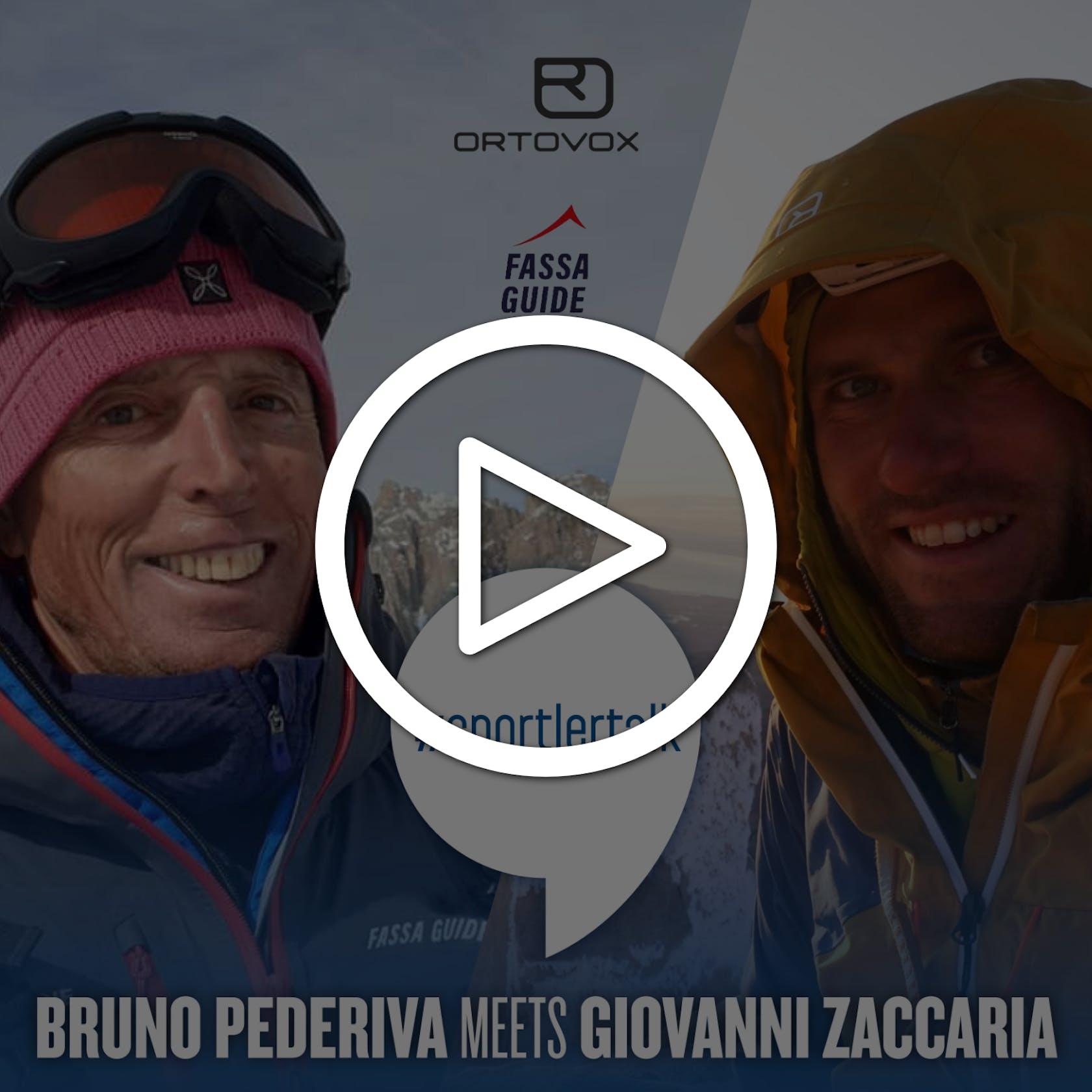 #TALK Pederiva meets Zaccaria