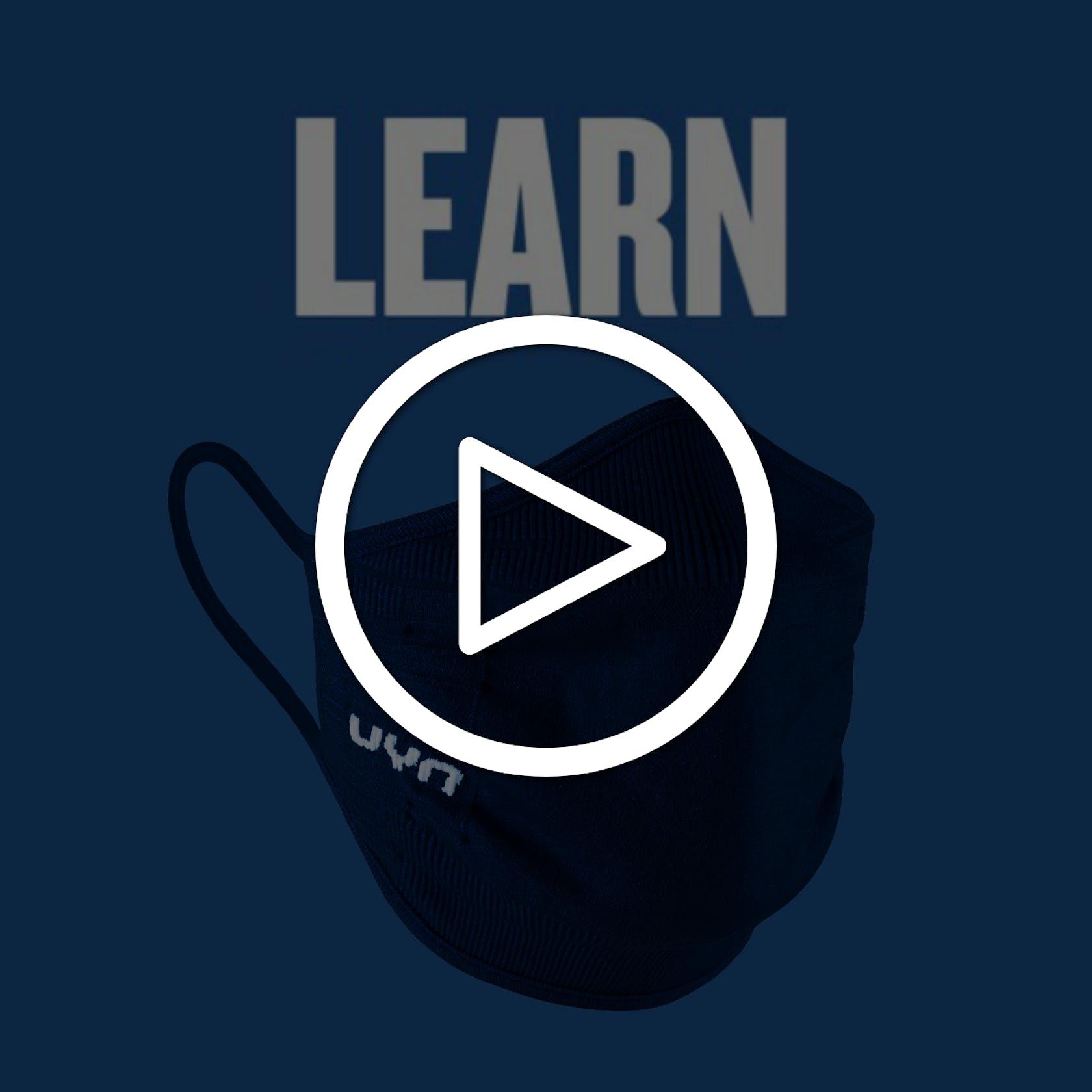 #LEARN UYN Community Mask