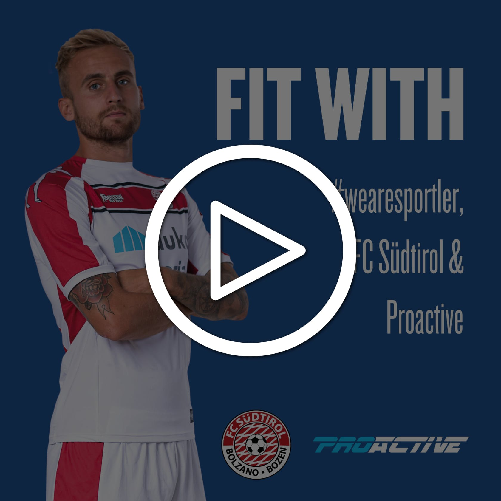 #MOVE Fit with Proactive & FC Südtirol