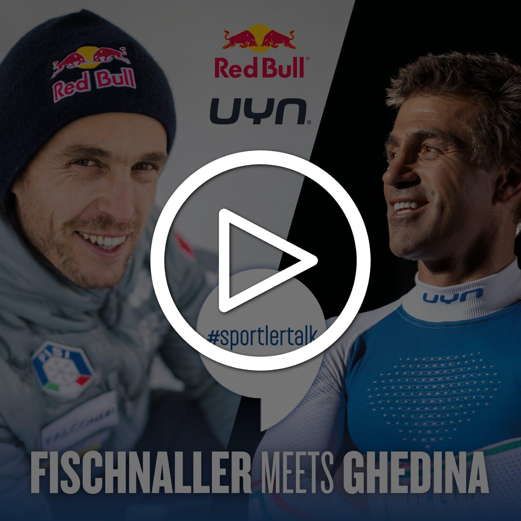 #TALK Fischnaller meets Ghedina