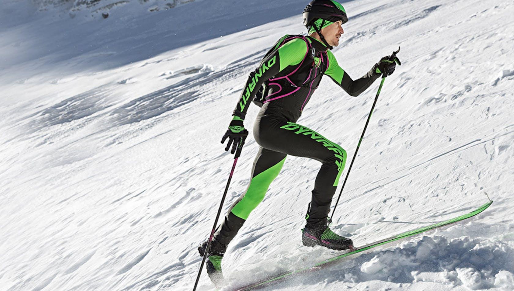scialpinismo da gara
