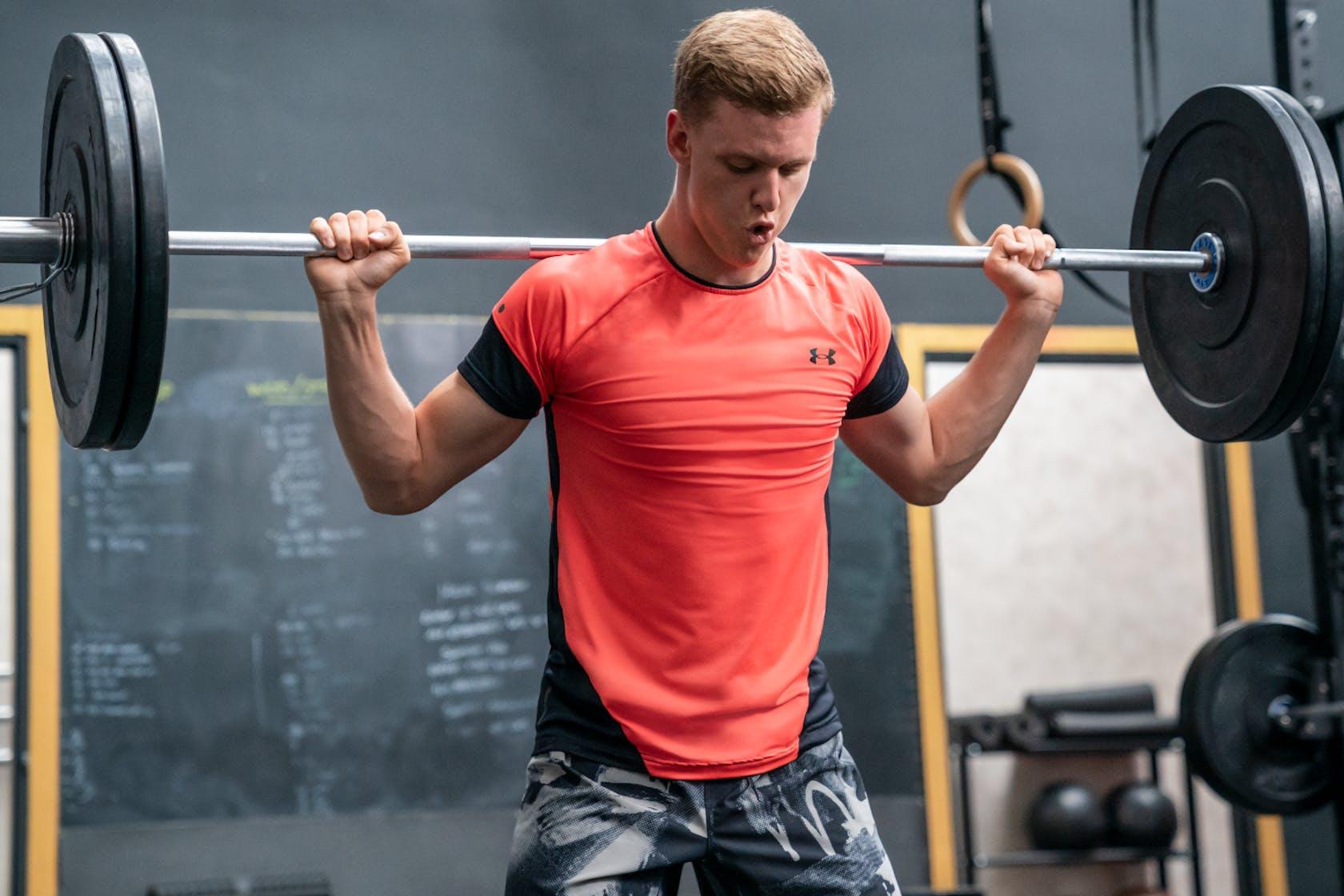 Under Armour fitness uomo