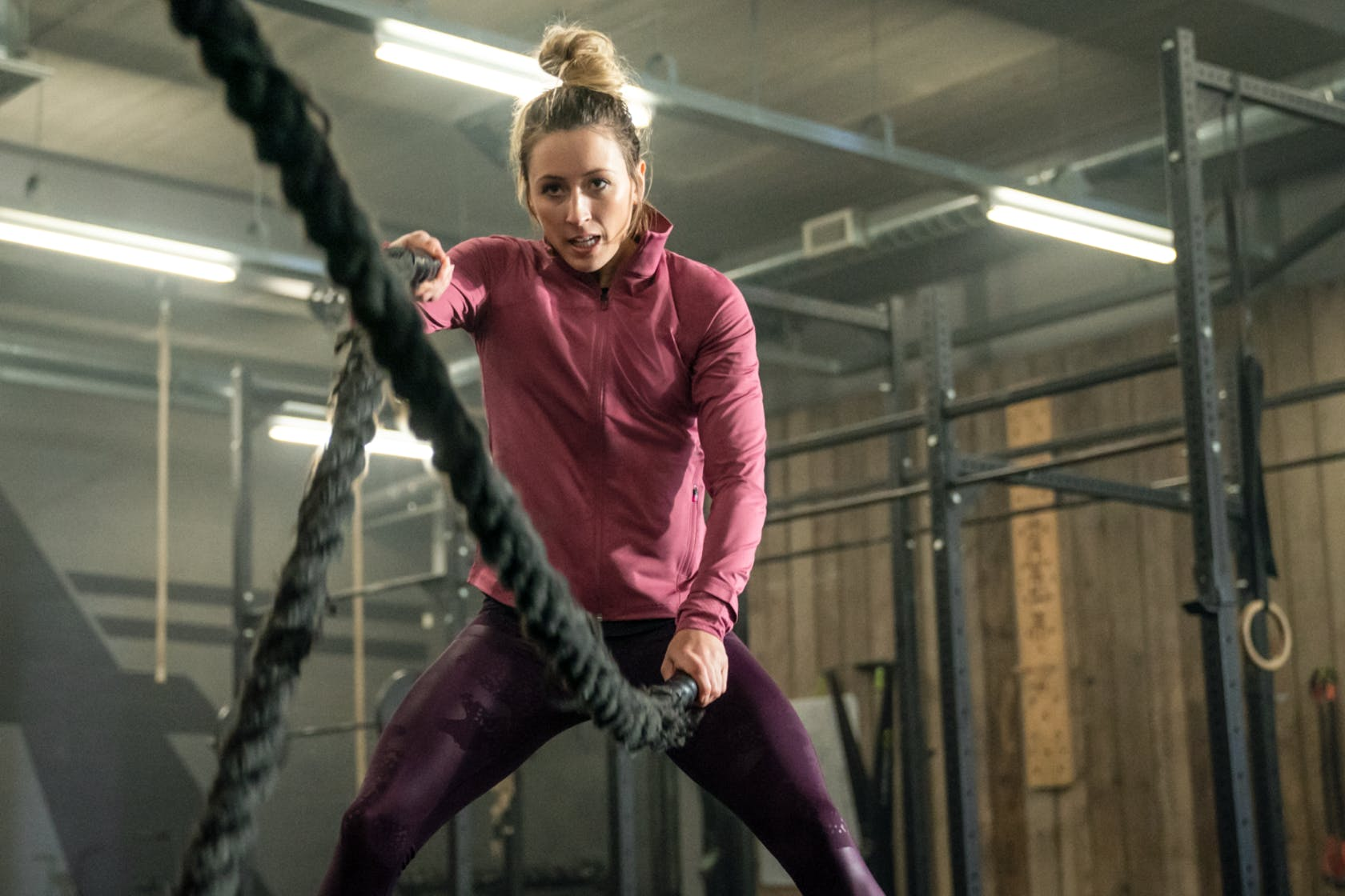 Under Armour fitness donna