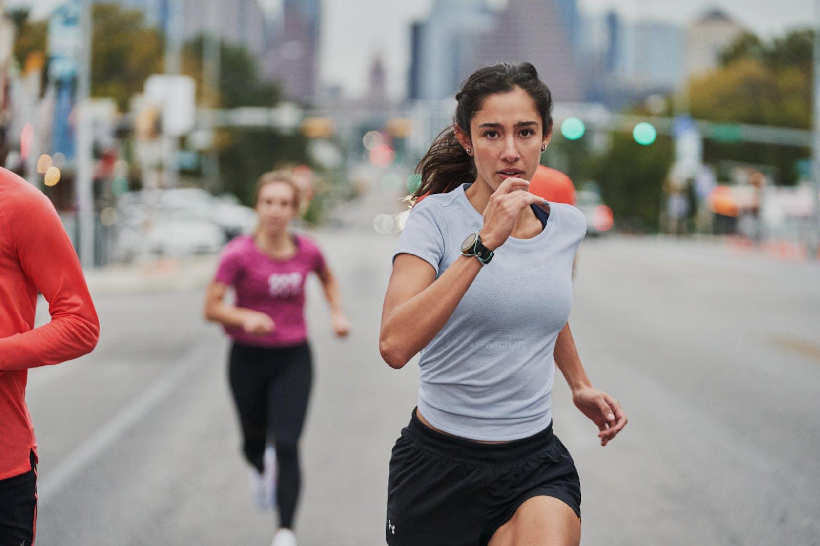 Under Armour abbigliamento running donna