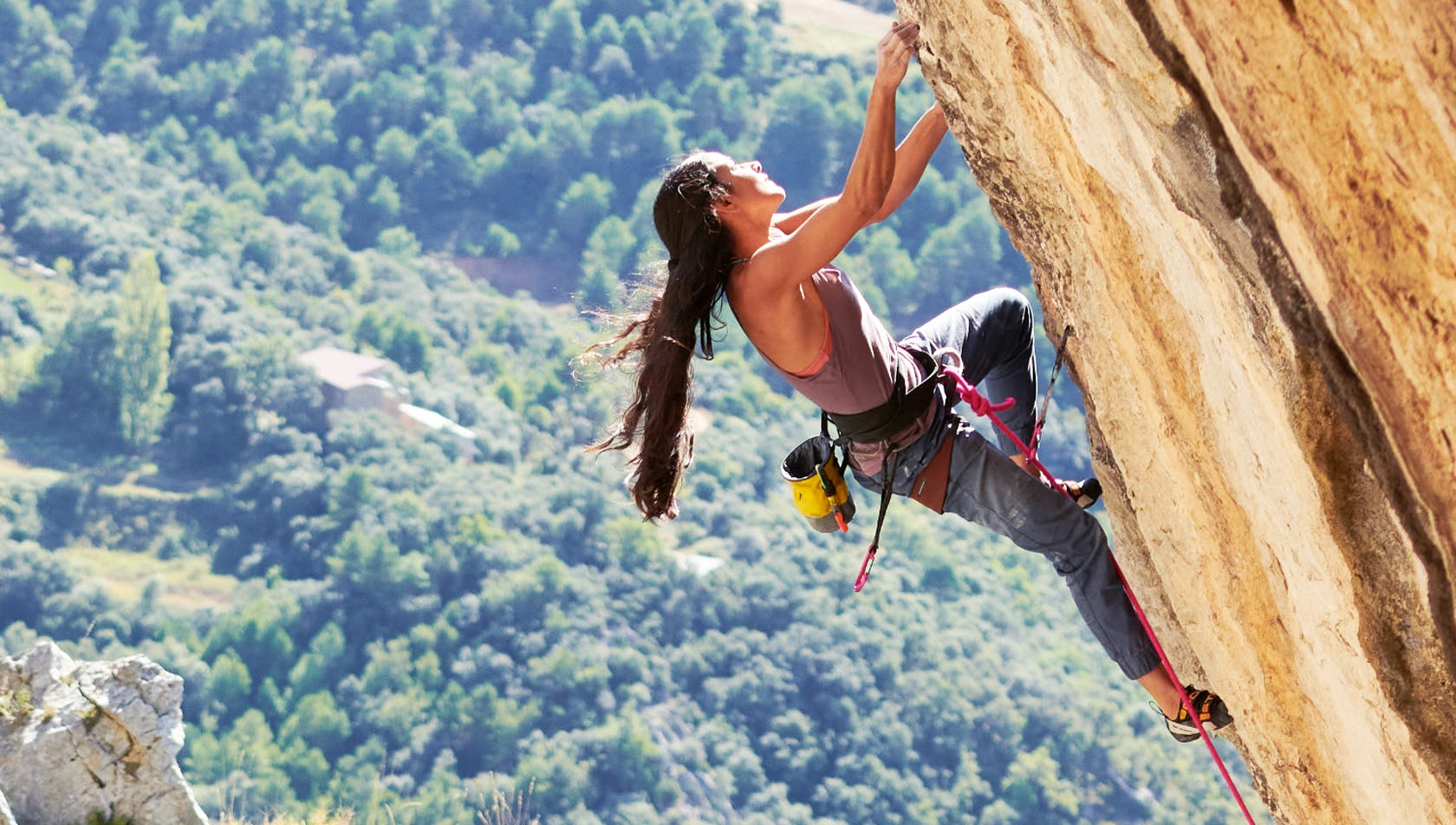 Novità arrampicata donna