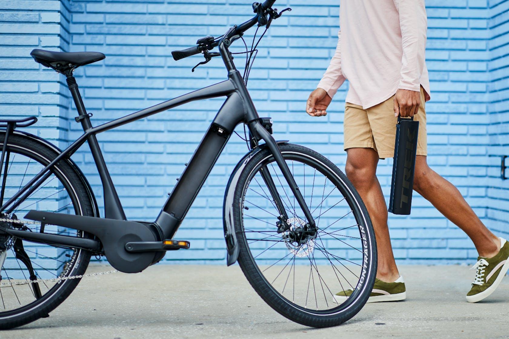 attrezzatura e officina e-bike