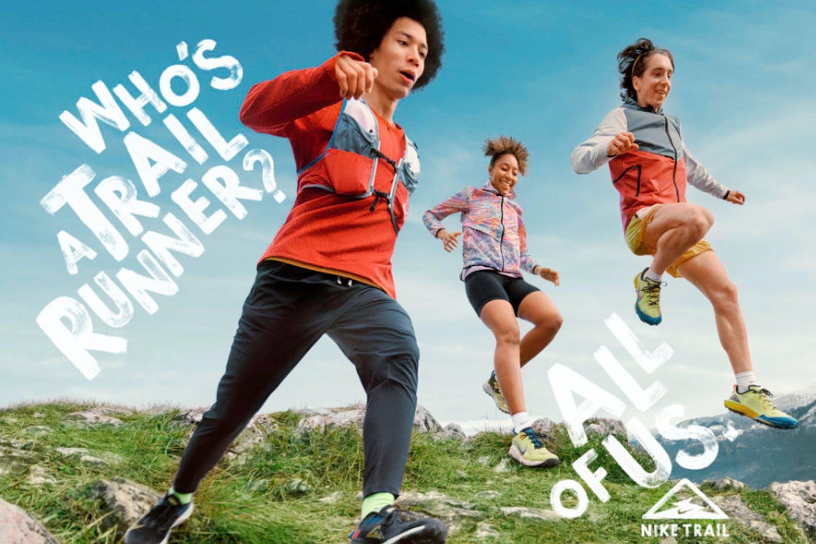 Nike Shop online trail running