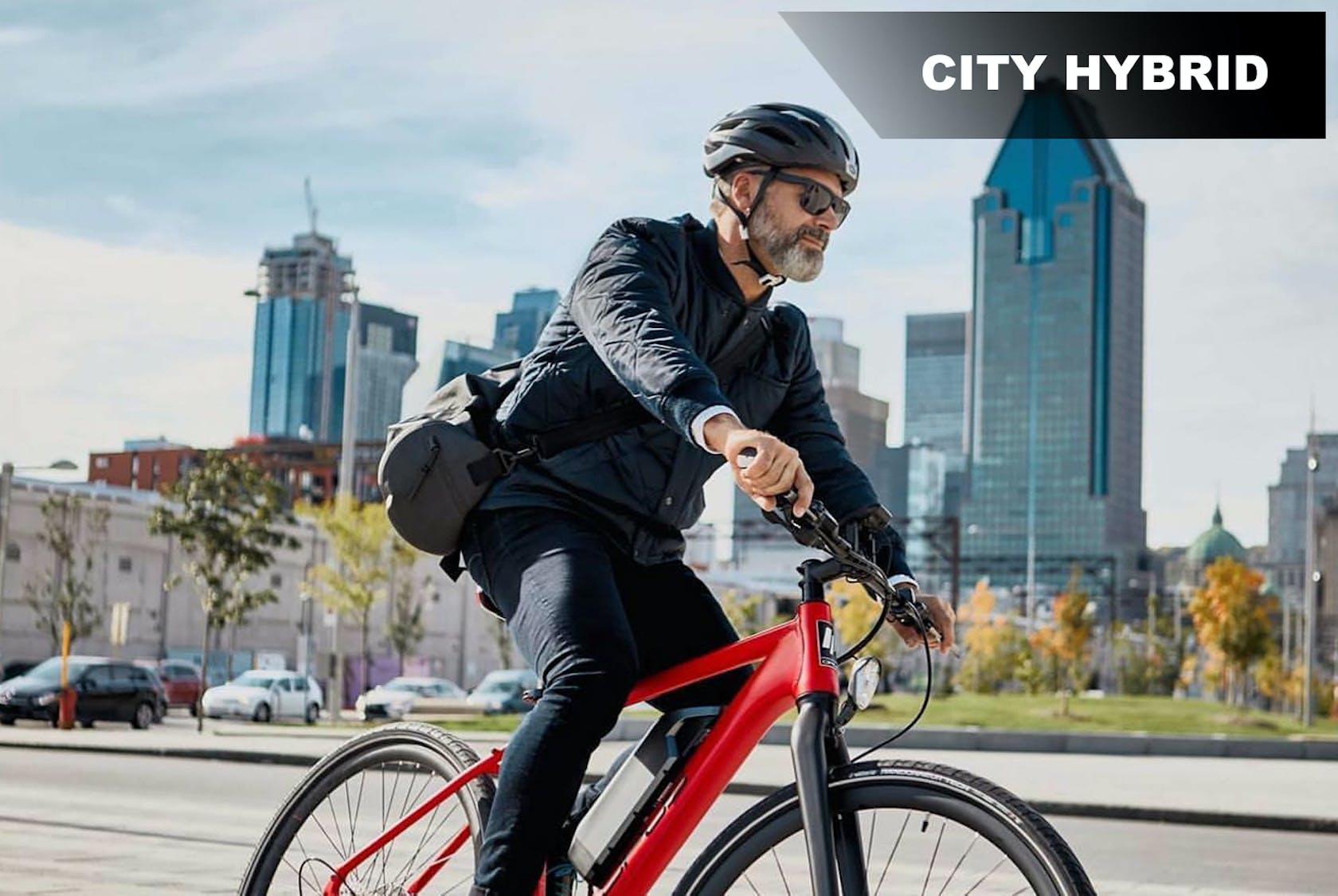 City Hybrid Vittoria