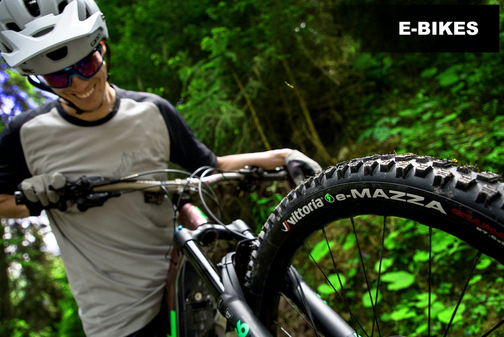 E-bikes Vittoria