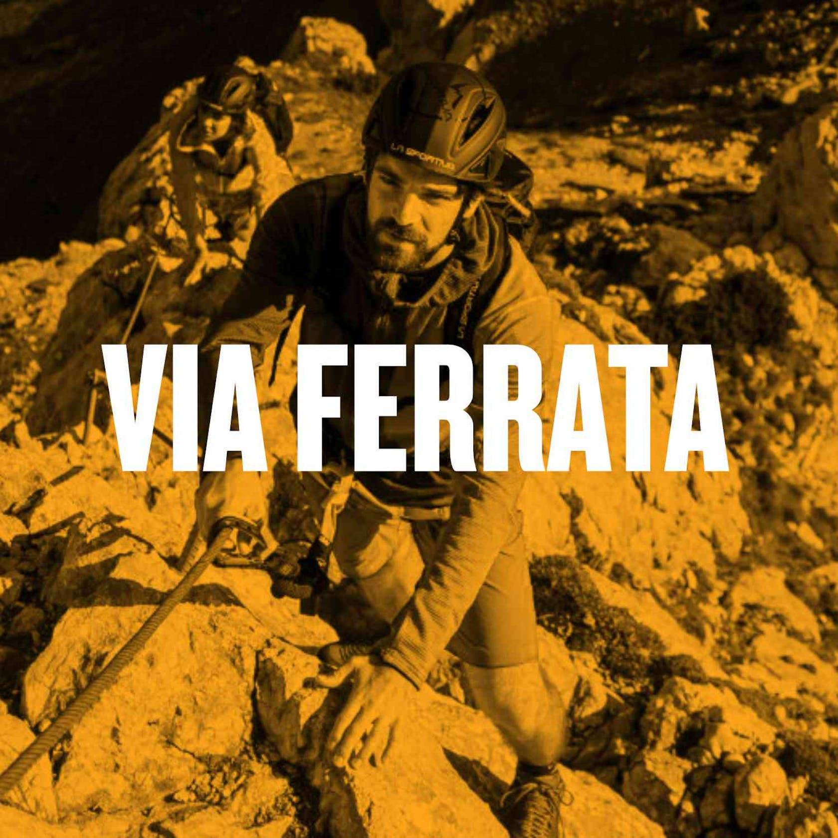 Shop Online Via Ferrata SPORTLER
