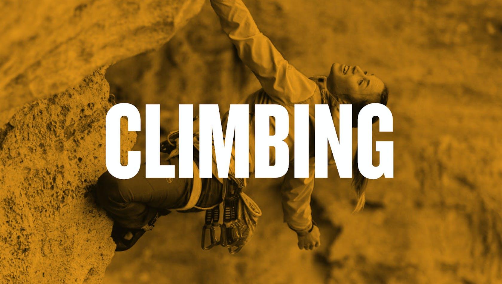 Climbing SPORTLER