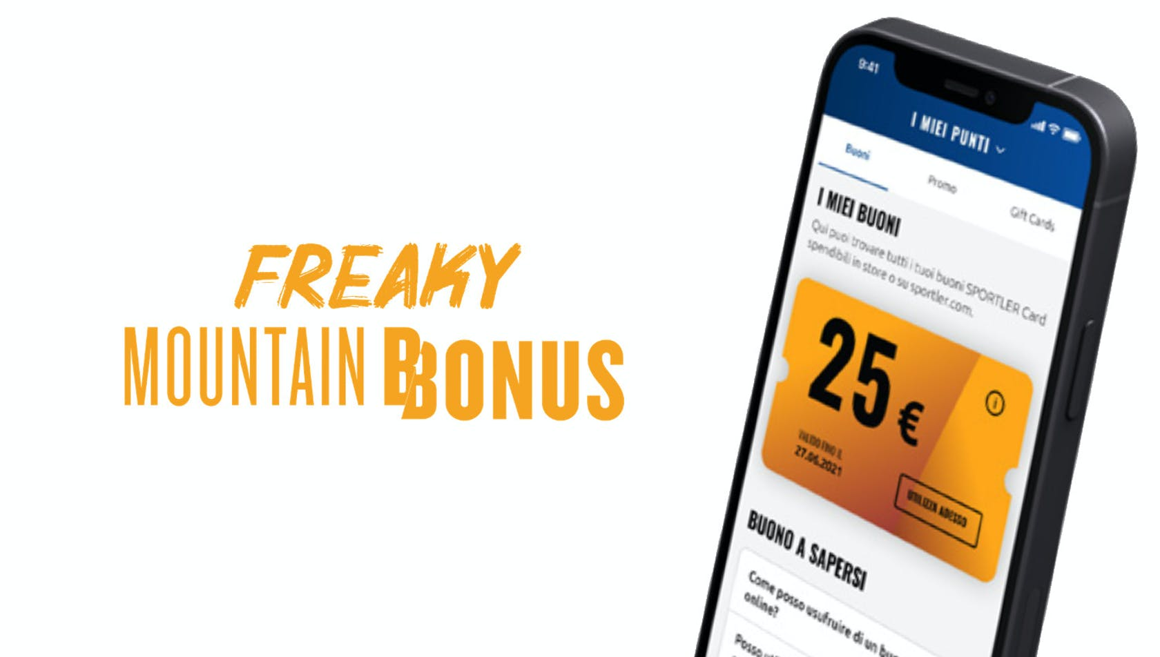 Mountain Freaky Bonus SPORTLER