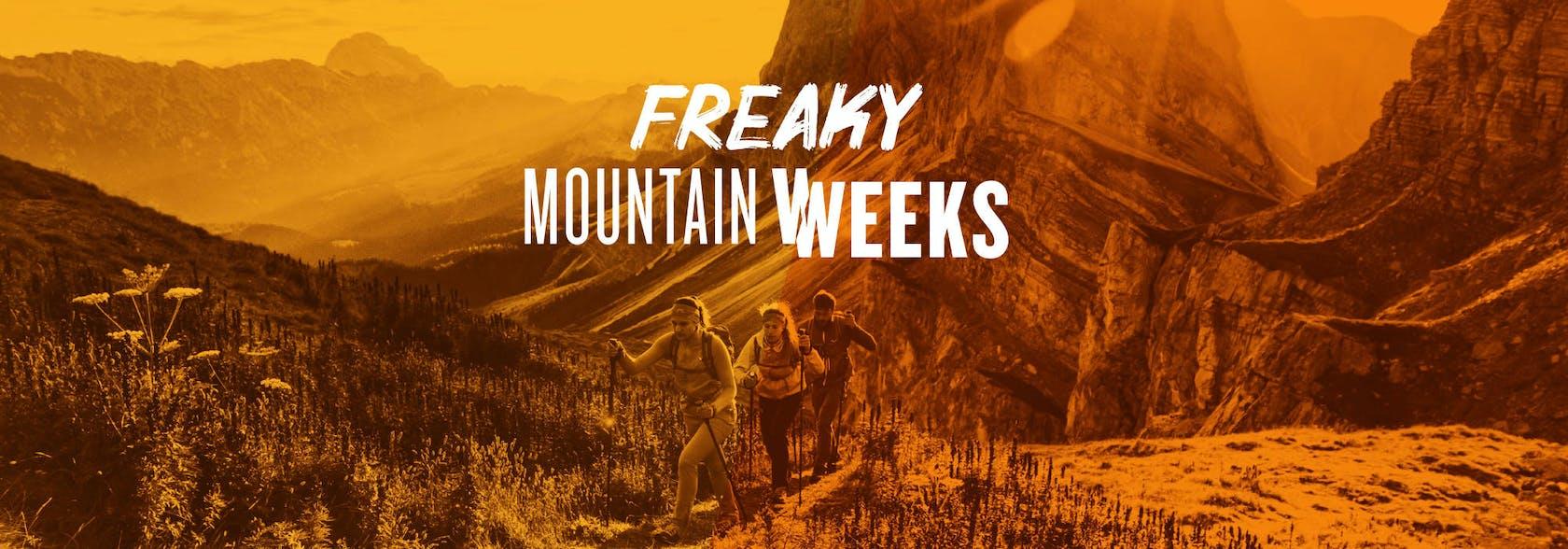Freaky Mountain Weeks SORTLER